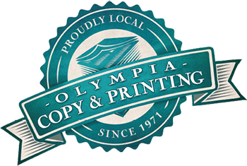 Logo Design - Olympia Copy and Print